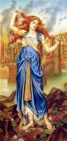 Cassandra 1898 Evelyn De Morgan