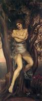 Driade 1884-1885 Evelyn De Morgan